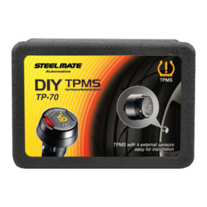 TP-70 DIY Tyre Pressure Monitoring System (TPMS)