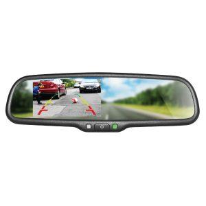 Mirror Monitor 4.3 Inch SMA-AK2-043LA