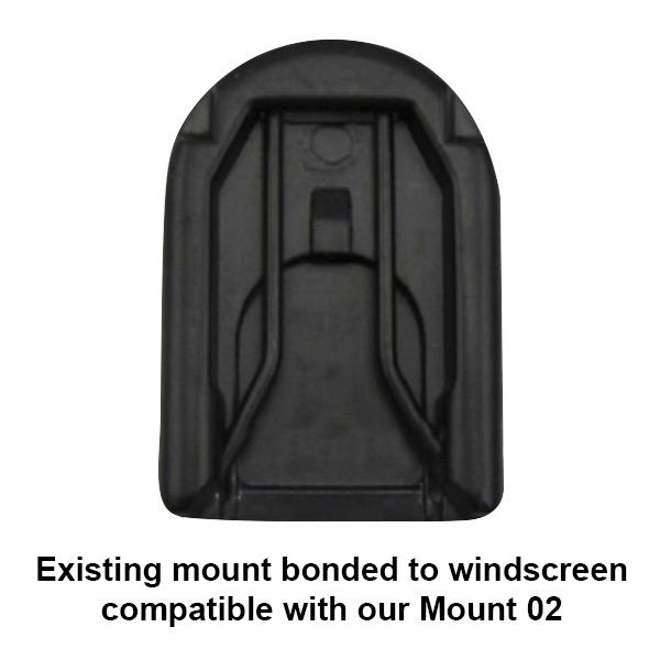 Mirror Monitor Mount 02 2