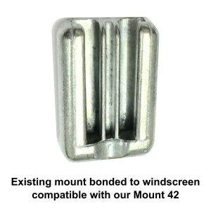 Mirror Monitor Mount 42