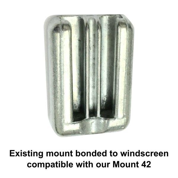 Mirror Monitor Mount 42 2