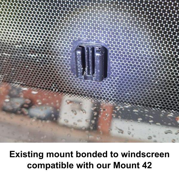 Mirror Monitor Mount 42 3