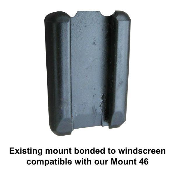 Mirror Monitor Mount 46 2
