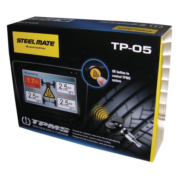 Steelmate TP-05 1