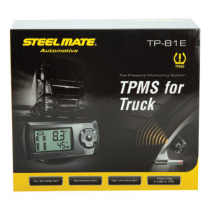 TP-81E Commercial DIY Tyre Pressure Monitoring System (TPMS)