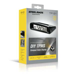 TP-S1 DIY Tyre Pressure Monitoring System (TPMS)