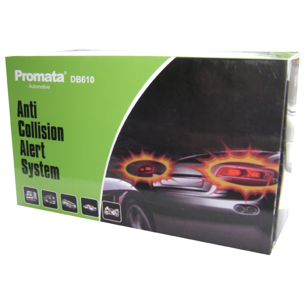 Anti Collision Alert System 2