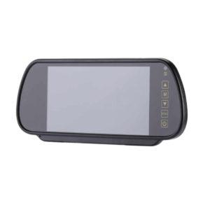 Mirror Monitor 7 Inch SMA-BK-073MA (Clip On)