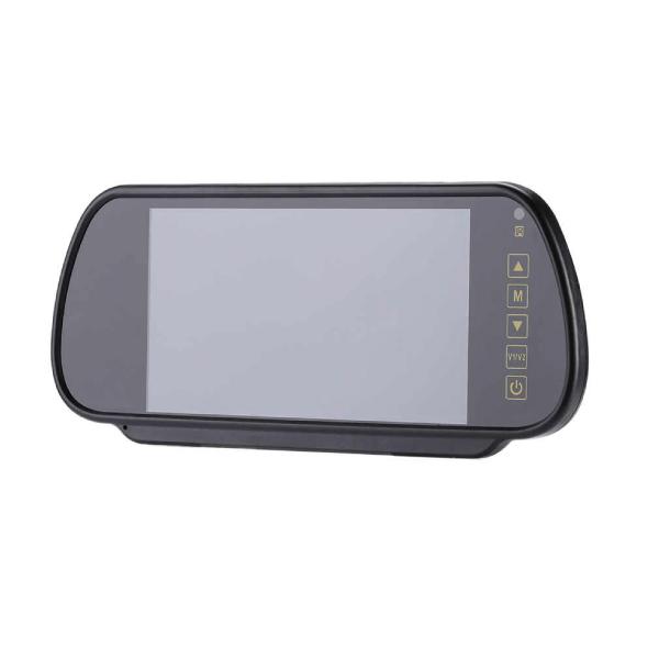 Mirror Monitor SMA-BK-073MA (Clip On) 2