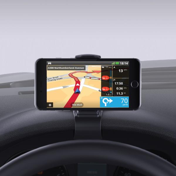 PH-01 Universal In Car Mobile Phone Holder 4