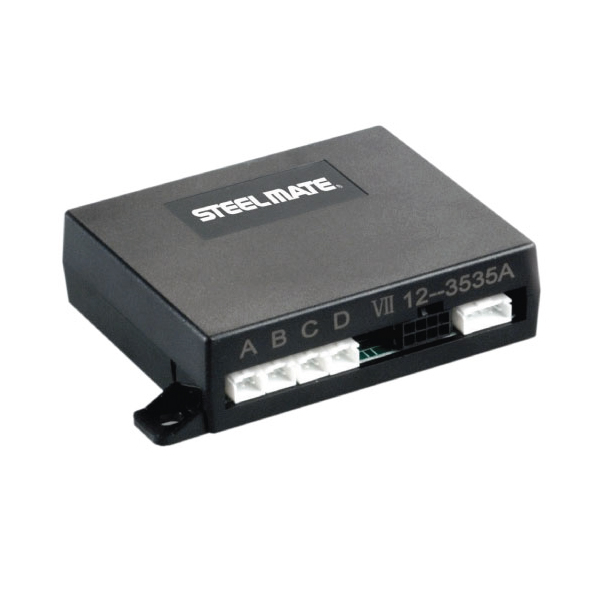 PTSV404 Rear Parking Sensors With Camera & Monitor 5