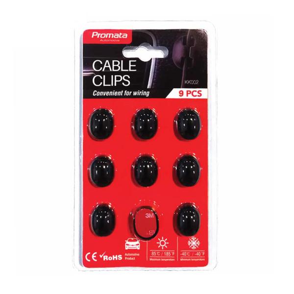 Promata Cable Clips KK002 3