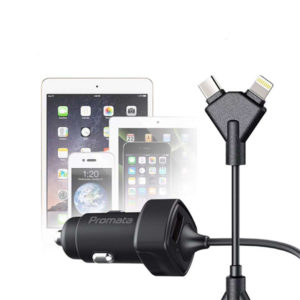 Promata PC-01 Fast In-Car Phone Charger