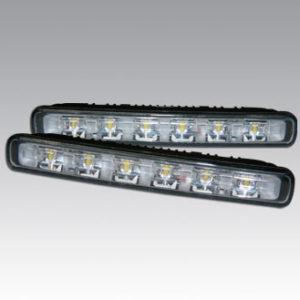 RX350A LED Daytime Running Lights