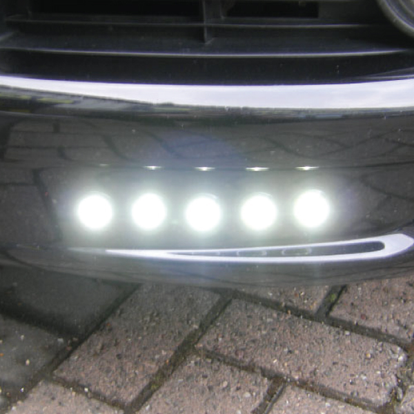 RX560B LED Daytime Running Lights 4