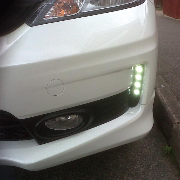 RX560B LED Daytime Running Lights 6