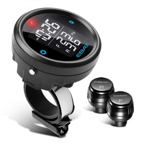 ET-910AE DIY Motorcycle Tyre Pressure Monitoring System (TPMS)