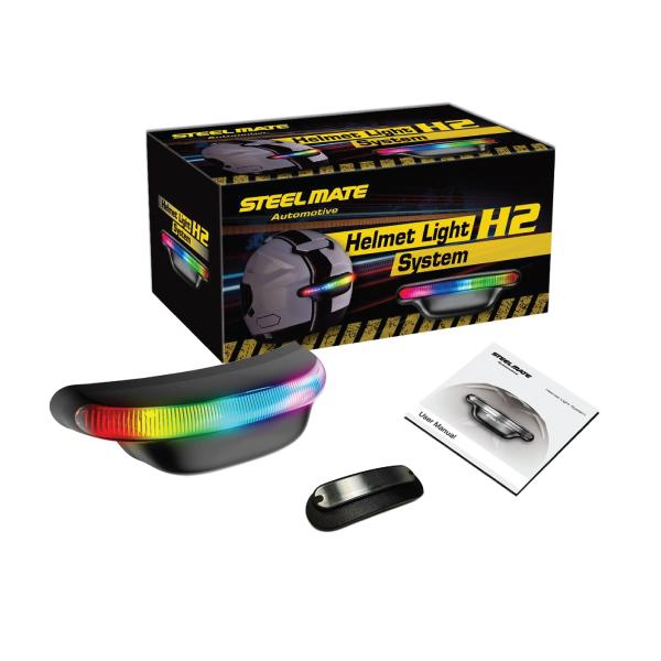 Steelmate H2 Helmet Light 1