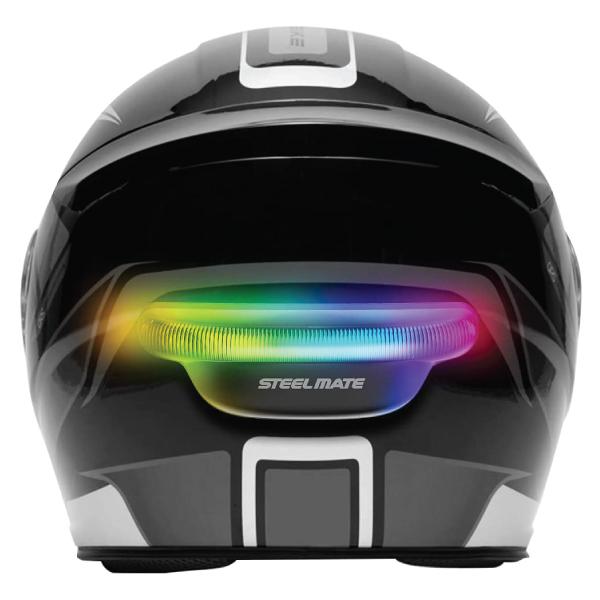 Steelmate H2 Helmet Light 2