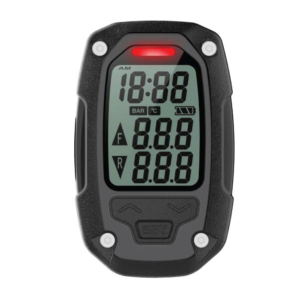 Steelmate TP-92 DIY Motorcycle Tyre Pressure Monitoring System (TPMS) 3