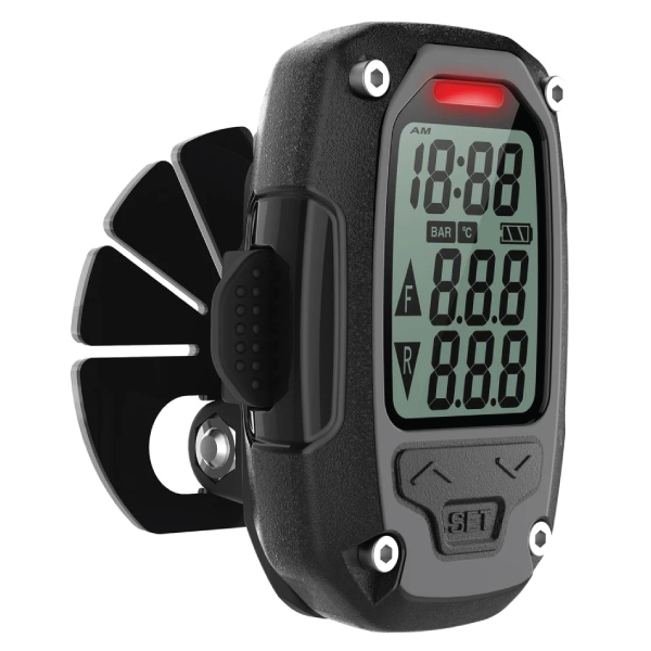 Steelmate TP-92 DIY Motorcycle Tyre Pressure Monitoring System (TPMS) 5